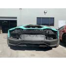 Задний бампер OEM - Lamborghini Aventador LP 700-4 (LB834)