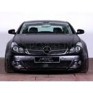 "Решетка радиатора MEC Design ""Black Matte"" - Mercedes-Benz CLS (C219)"