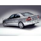 Спойлер C55 AMG - Mercedes-Benz C (W203)