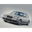 Передний бампер E55 AMG - Mercedes-Benz E (W210 / S210) Facelift