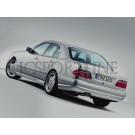Задний бампер E55 AMG - Mercedes Benz E-klasse (W210)