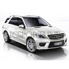 Обвес ML63 AMG - Mercedes-Benz ML (W166)