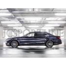 Обвес AMG S65 - Mercedes Benz S-klasse (W222)