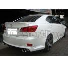 Спойлер WALD - Lexus IS (XE20)