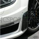 Воздухозаборники переднего бампера DTM карбон- Mercedes-Benz C63 AMG (W204 / S204 / C204) Facelift