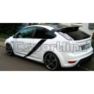 Спойлер ST карбон - Ford Focus II Hatchback