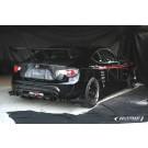 Крышка багажника карбон - Toyota GT86