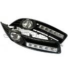 LED Дневные ходовые огни DRL ДХО - Passat B6