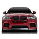 Сплиттер Vorsteiner карбон - BMW X5M (E70) / X6M (E71)