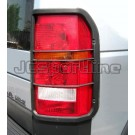 Защита задней оптики (фонарей) - Land Rover Discovery