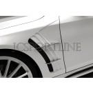 Передние крылья Wald Black Bison - Mercedes Benz S-klasse (W222)