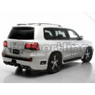Обвес WALD Black Bison - Lexus LX570 (URJ200)