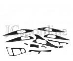 Комплект карбонового декора - Infiniti Q50 (V37)
