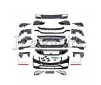 Обвес GLS63 AMG - Mercedes-Benz GLS (X166)