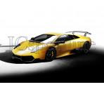 Обвес LP 670 SuperVeloce для конверсии - Lamborghini Murcielago LP 640