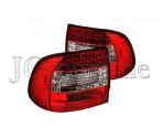 Фонари FK Automotive красно-тонированные - Porsche Cayenne (955)